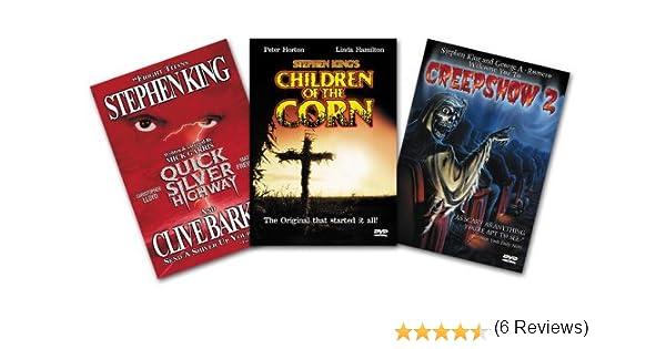 Stephen King 3 Pack [USA] [DVD]: Amazon.es: Stephen King 3pak: Cine y Series TV