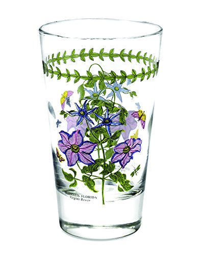 Hi Ball Glass Set - Portmeirion Botanic Garden Hi-Ball Glasses, Set of 4
