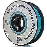 3D Solutech 3Dプリンター用 フィラメント マテリアル PLA樹脂 材料 1.75mm 1kg 12色選択可 - 100% アメリカ製 (ティールブルー)