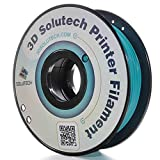3D Solutech Teal Blue 3D Printer PLA Filament 1.75MM Filament, Dimensional Accuracy +/- 0.03 mm, 2.2 LBS (1.0KG) - 100% USA