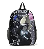 Dreamcosplay Anime D.Gray-man Black Backpack Teenager Bag Cosplay
