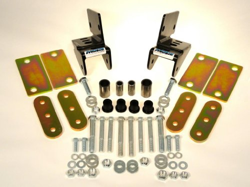 M.O.R.E. 7686-1SB Shackle Reversal Systems (S.R.S.)