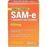 Puritan's Pride SAM-e 400 mg-30 Caplets