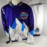 1997-98 Utah Jazz Game Issued Full Warm up