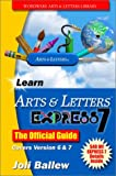 Learn Arts and Letters 7.0, Joli Ballew, 1556229690