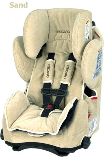 Recaro Young Sport Child Car Seat   Sand (Discontinued By Manufacturer)