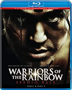 Warriors Of The Rainbow - 4.5 Hour Int. Vers. [Blu-Ray]