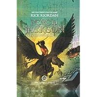 Percy Jackson ve Olimposlular 3 (Ciltli): Titan'ın Laneti