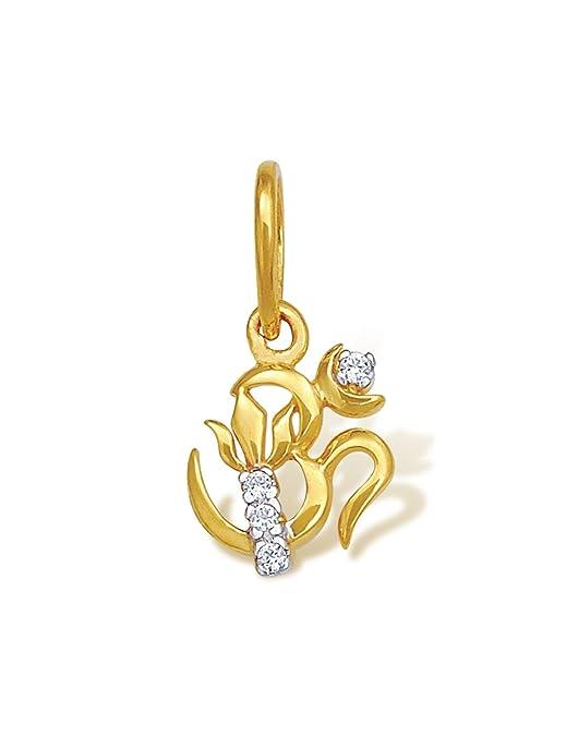 Nishtaa 22K Yellow Gold Pendant Women