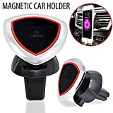 BargainPort Black Color Universal Magnetic Car Phone Holder Air Vent Mount 360 Degrees Rotating Stand For Gionee Ctrl V5