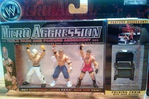 wwe jakks micro aggression - 7