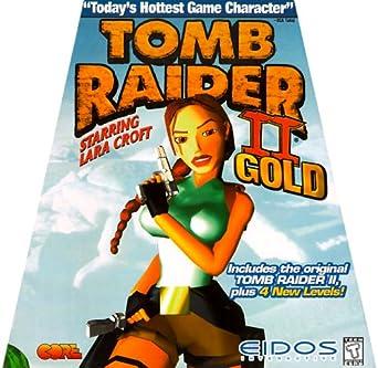 Amazon Com Tomb Raider 2 Gold Pc Video Games
