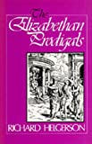 The Elizabethan Prodigals, Richard Helgerson, 0520032640