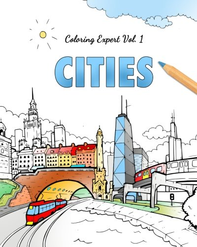 Coloring Expert, Vol. 1: Around the world with Coloring Expert