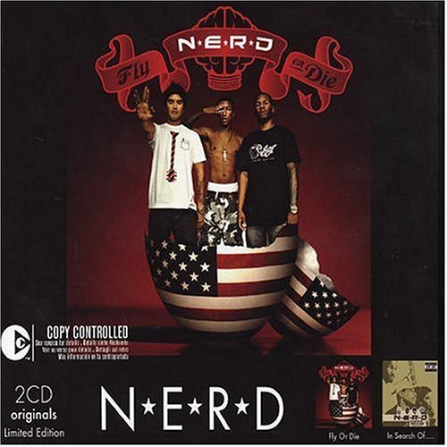 NERD - Fly Or Die/in Search Of...: Parental Advisory By Nerd - Zortam Music
