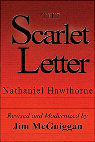 Amazon the scarlet letter revised and modernized the scarlet letter revised and modernized fandeluxe Gallery
