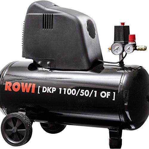 Kompressor 1.100 Watt / 50 l Tank / 8 bar Druck