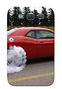 SHlTSiB502JNKEI New Galaxy S3 Case Cover Casing(dodge Challenger Srt10 )/ Appearance