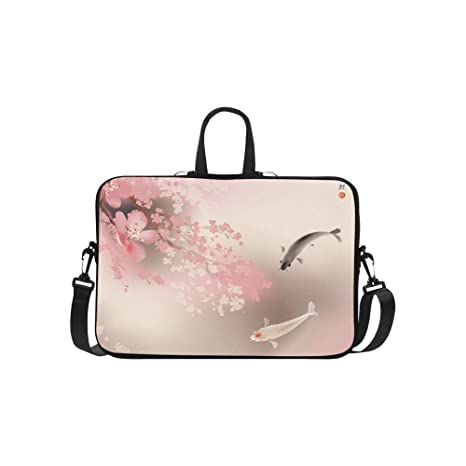 f46040d78bd7 Amazon.com: InterestPrint Japan Japanese Laptop Sleeve Case Bag ...