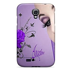 Defender Case With Nice Appearance (angeline From Germany) For Galaxy S4