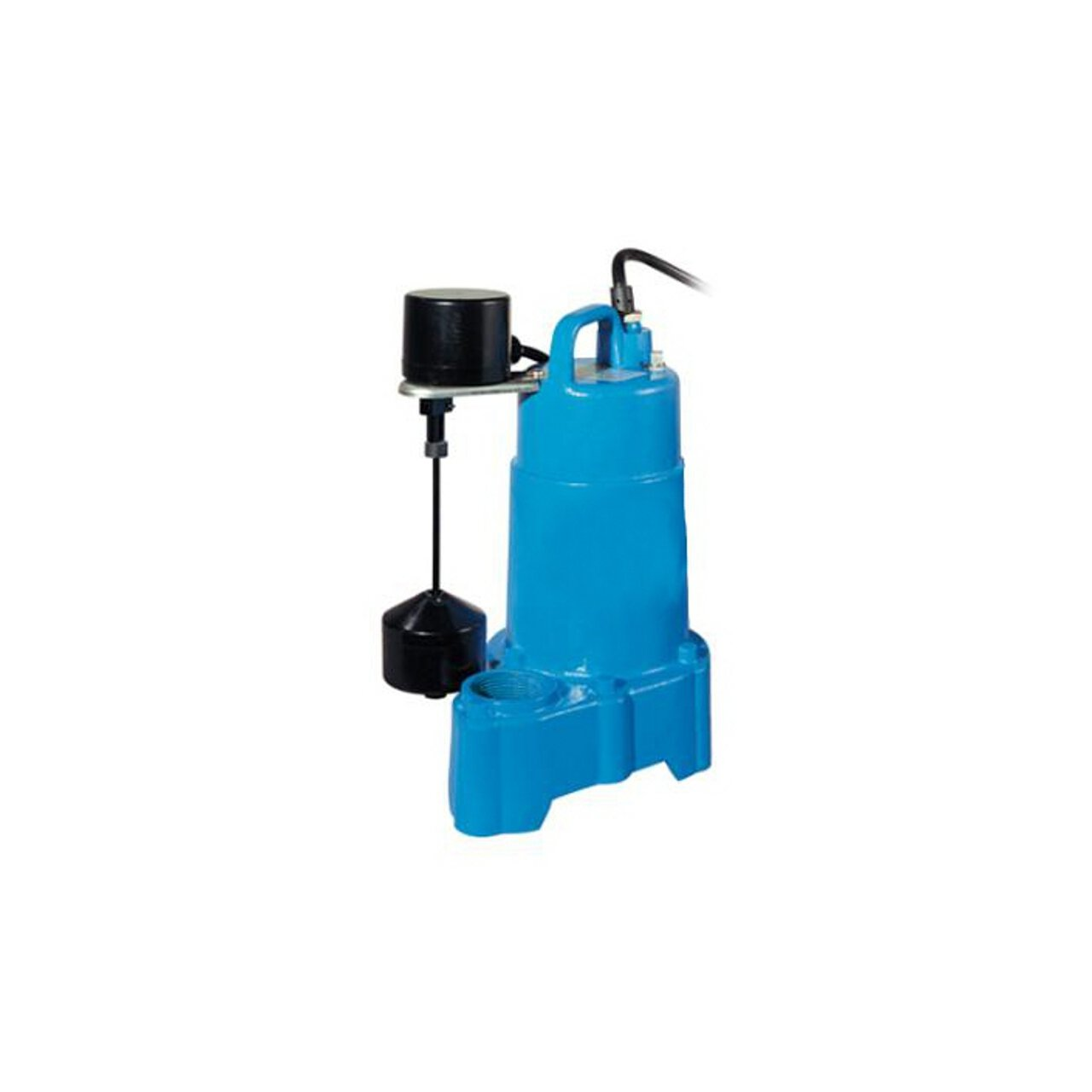 p automatic hp float submersible sump large barnes pump effluent volts cord discharge wide barns angle npt phase rpm model with switch ft