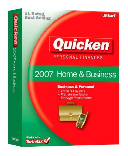 Quicken Home Business OLDER VERSION