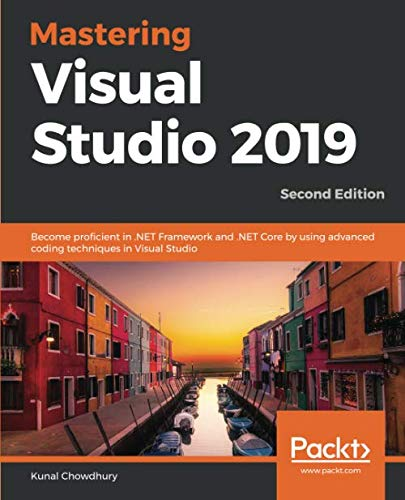 Mastering Visual Studio 2019, 2nd Edition » Let Me Read