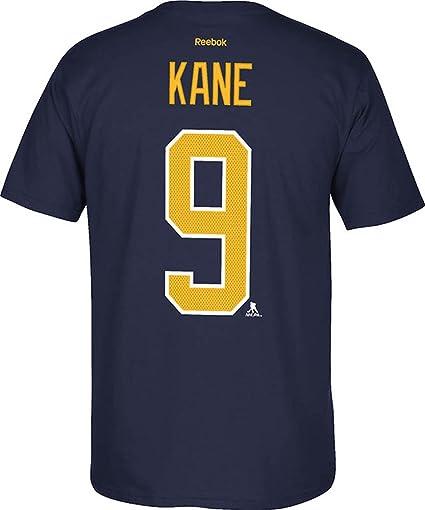 4ac1a8e41 Amazon.com   adidas Evander Kane Reebok Buffalo Sabres Player ...