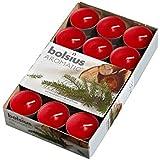Bolsius Duft Teelichter 30er Pack - 19 Sorten(Wintertraum / Rot)