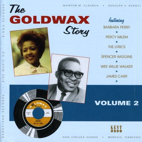 Free The Goldwax Story, Vol. 2