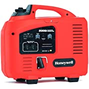 Honeywell HW2000i 2,100 Watt 125cc 4-Stroke Gas Powered Portable Inverter Generator (CARB Compliant) (Discontinued...