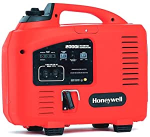Honeywell HW2000i 2,100 Watt 125cc 4-Stroke Gas Powered Portable Inverter Generator (Discontinued by Manufacturer)
