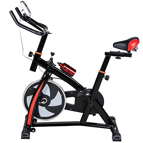 Exercise Bike In Water: Carejoy Exercise Bike, Ultra-Quiet Indoor Fitness Gym Home