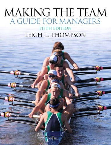 Making The Team:Guide For Managers (eBook)