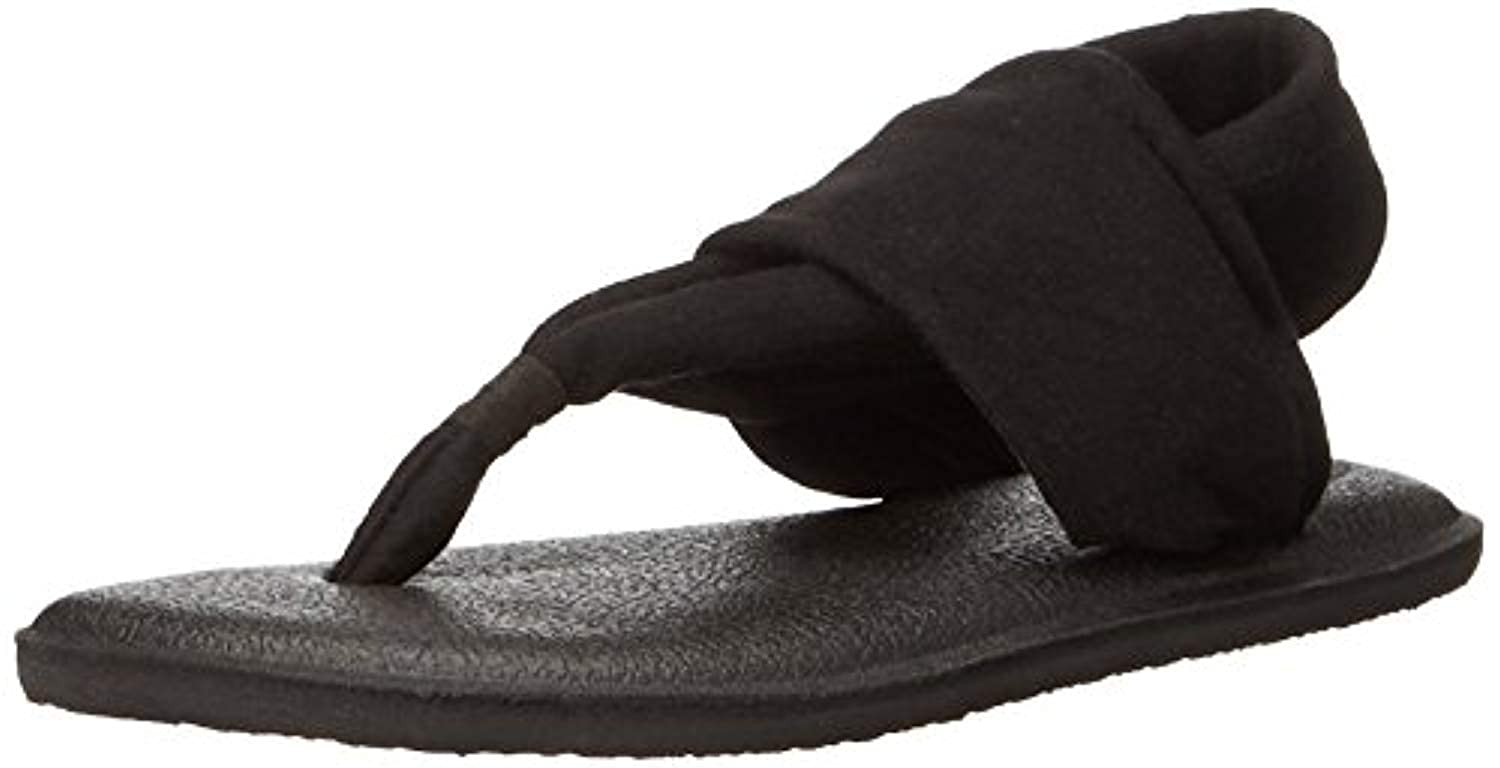 Amazon.com | Beach Sandals Bundle: Sanuk Kids Yoga Sling ...
