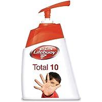 Lifebuoy Anti Bacterial Hand Wash Total 10, 200ml