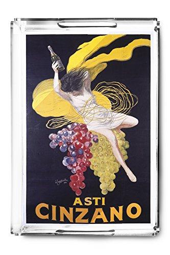 vintage acrylic grapes - 1