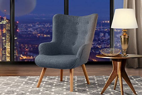 Amazon Com Accent Chair For Living Room Upholstered
