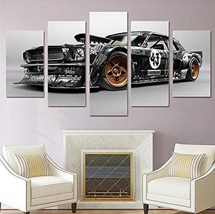 Amazon.com: HSps Prints and Posters Cartel Moderno Casa ...