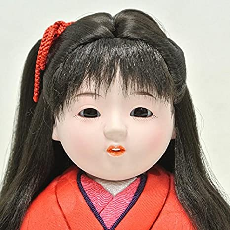 Active 6 X Porcelain Doll Head Girl With Black Hair New From 1980 Germany High 7,5 Cm Antique (pre-1930)