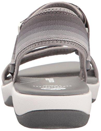 Brizo Flat Grey Women's Ravena Clarks Sandal q5TtUg