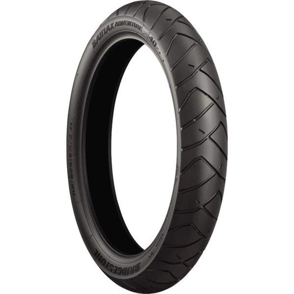 Bridgestone 003952 Battlax Adventure A40 Front Tire - 110/80r19 , Position: Front, Rim Size: 19, Tire Application: Touring, Tire Size: 110/80-19, Tire Type: Street 4333046972