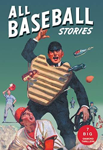 ArtParisienne All Baseball Stories: Seven Big Diamond Thrillers 20x30-inch Canvas Print