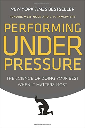 Performing Under Pressure Science Matters product image