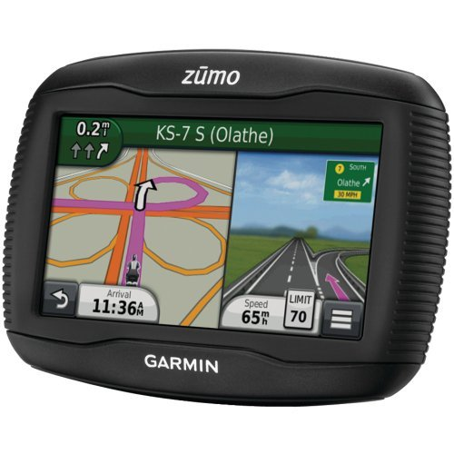 Garmin zumo 350LM 4.3-Inch Motorcycle GPS