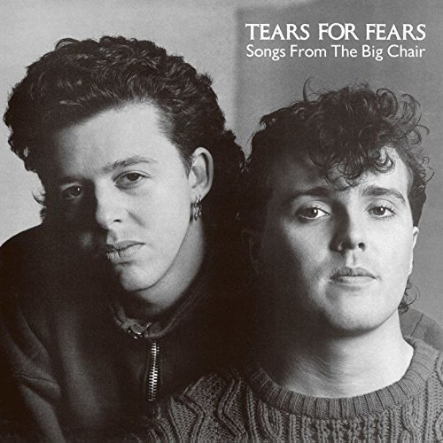 SACD : Tears for Fears - Songs From The Big Chair (Japan - Import)