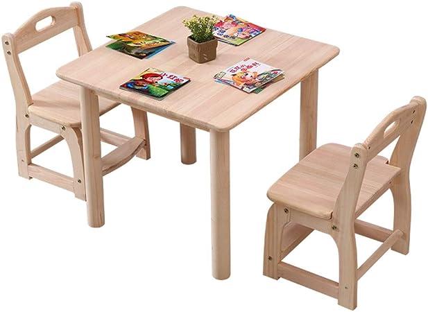 Juegos de mesas y sillas Mesa para Niños Escritorio
