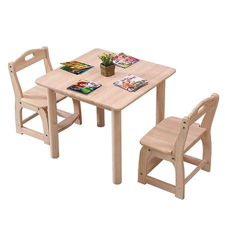 Juegos de mesas y sillas Mesa para Niños Escritorio Multifunción ...