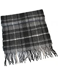 Men's 100% Wool Scarf