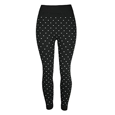 Lunares Leggings Yoga Mujer Pantalones Deportivos Mujer ...